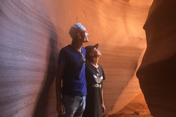 Visite de Antelope Canyon en Arizona