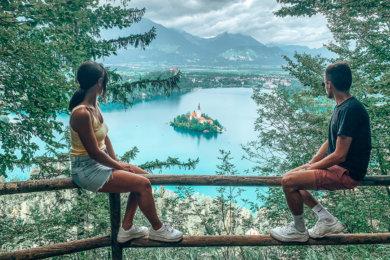 Slovénie : Itinéraire de voyage de 5 jours en Road Trip