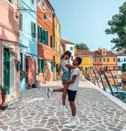 L'île de Burano, le charme italien tout en couleur !