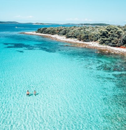 7 jours en Croatie dans le nord et ses îles
