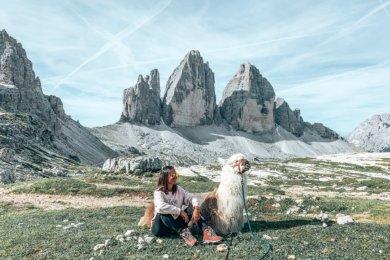 5 jours dans les Dolomites au Sud Tyrol en Italie