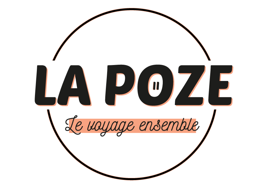 La Poze – Blog Voyage de Pauline & Valentin – Let's Travel Together