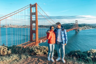 2 jours à San Francisco en Californie