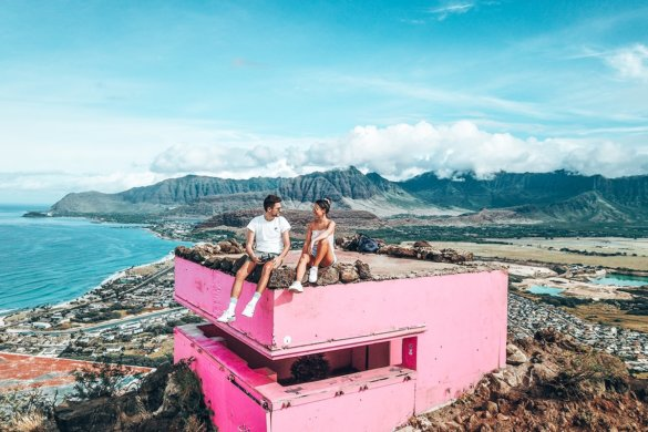 Road Trip de 6 jours sur l'île de Oahu à Hawaii