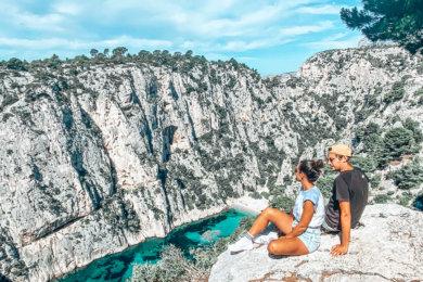 Les plus belles calanques de Cassis à Marseille