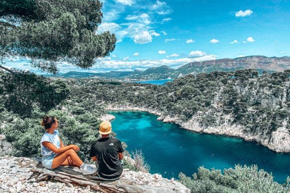 15 jours sur la Côte Azur dans le sud de la France