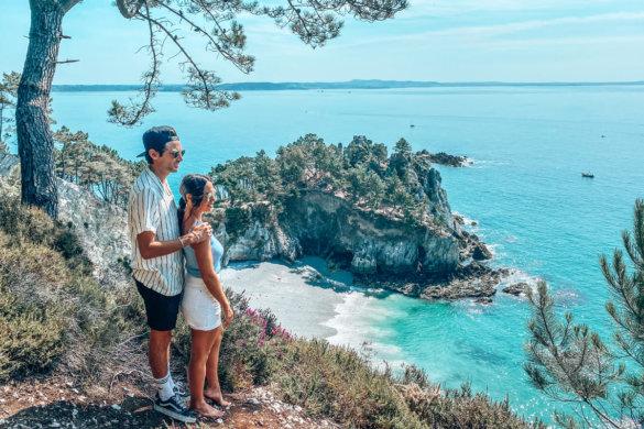 La presqu'île de Crozon, un joyau en Bretagne