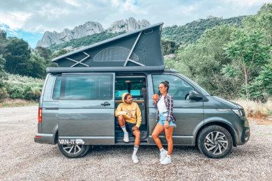 France | Itinéraire d'une semaine de roadtrip vanlife en Provence