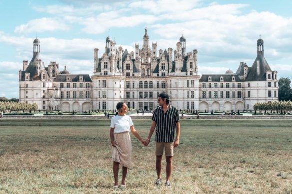 5 jours de roadtrip autour des châteaux de la Loire