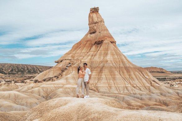 Bardenas Reales, Road Trip dans le désert espagnol